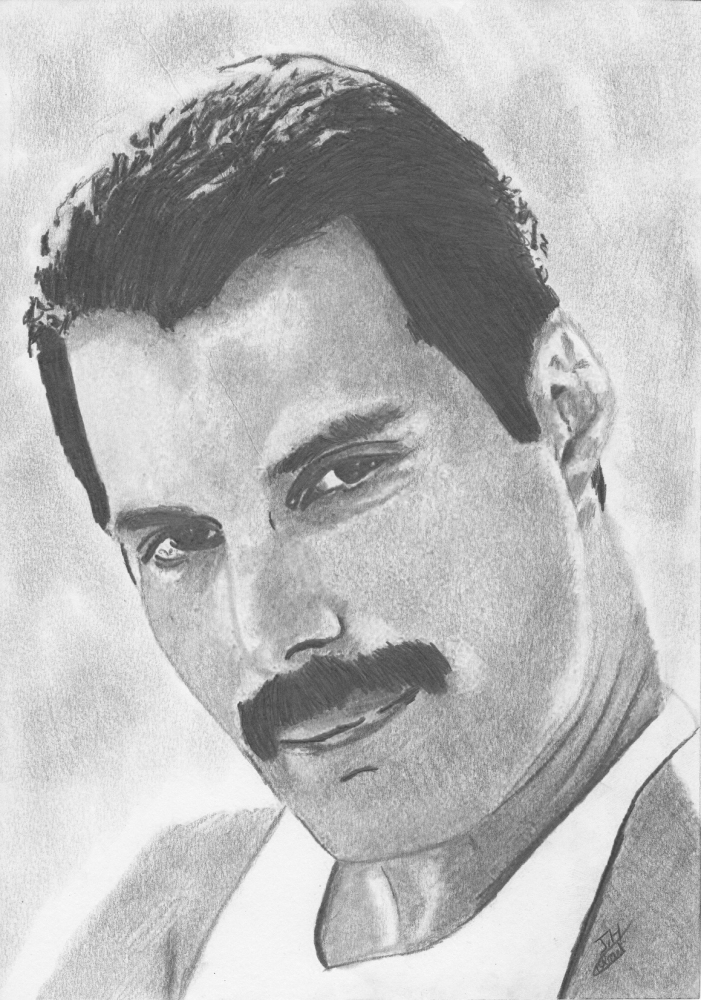 Freddie Mercury by Fantomas